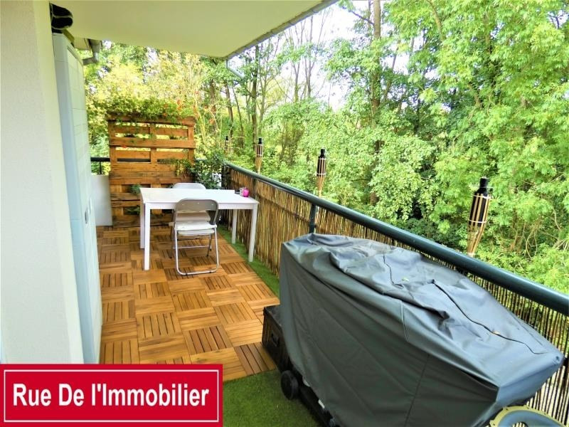 Produit d'investissement appartement Dettwiller 123 000€ - Photo 1