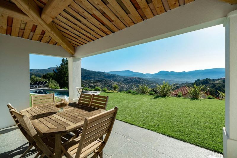 Vente de prestige maison / villa Falicon 1197000€ - Photo 3