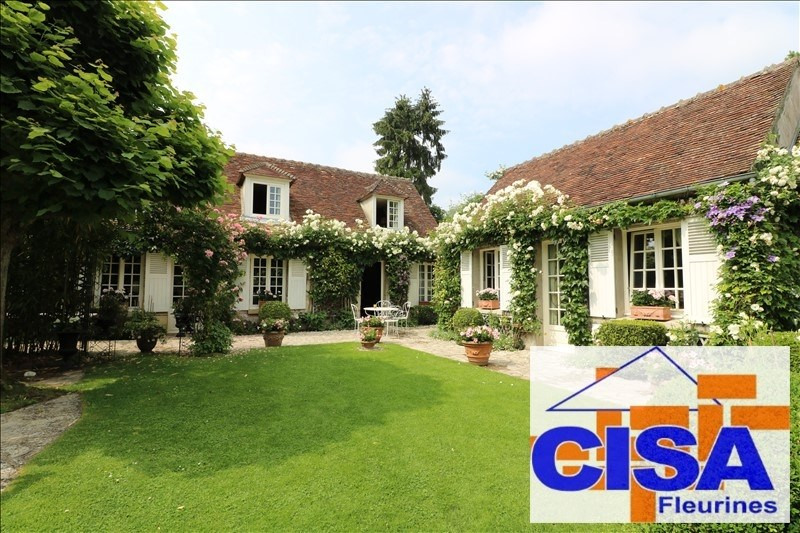 Sale house / villa Fleurines 525 000€ - Picture 5