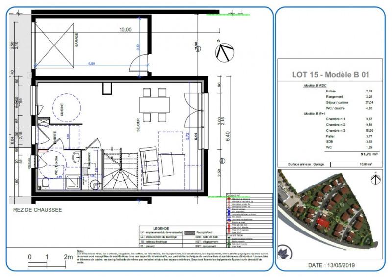 Sale house / villa L isle d'abeau 282900€ - Picture 2