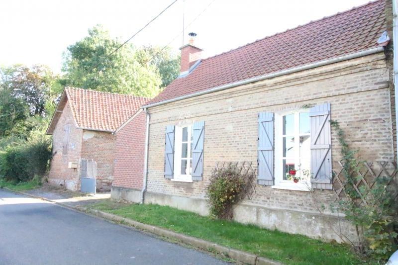 Sale house / villa Millencourt en ponthieu 116500€ - Picture 1