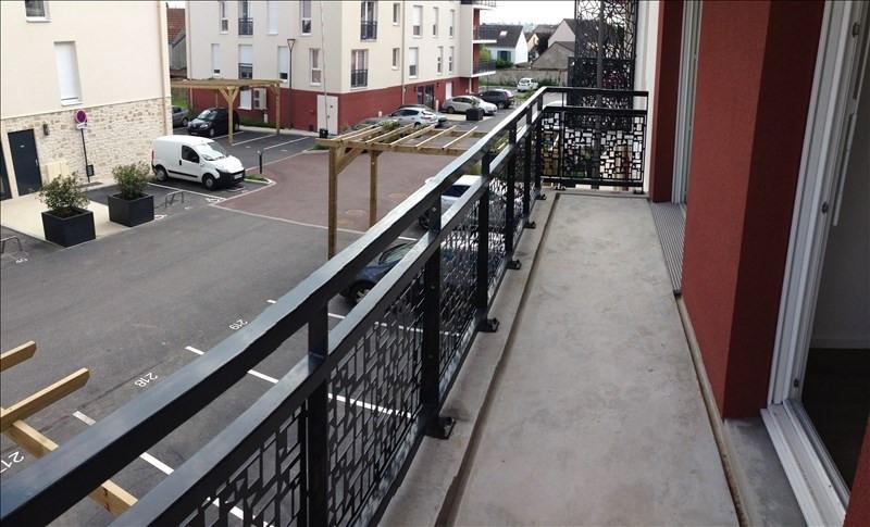 Rental apartment Villeparisis 750€ CC - Picture 2