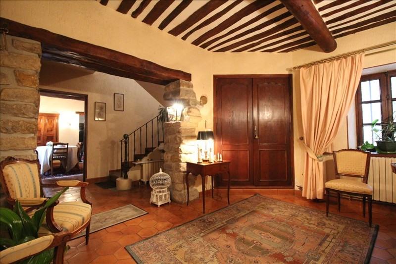 Sale house / villa Loriol du comtat 544000€ - Picture 1
