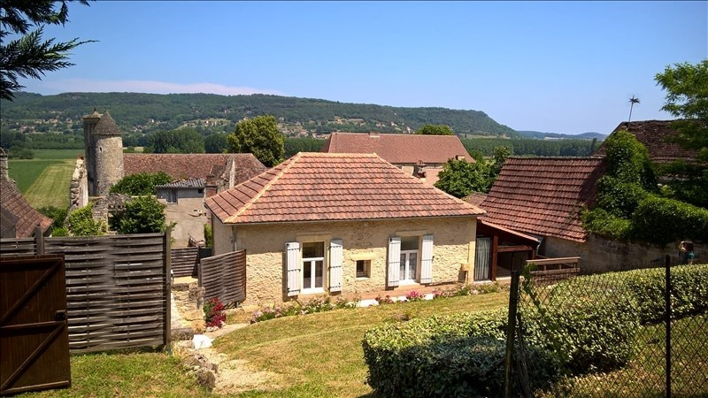 Sale house / villa Allas les mines 125000€ - Picture 1