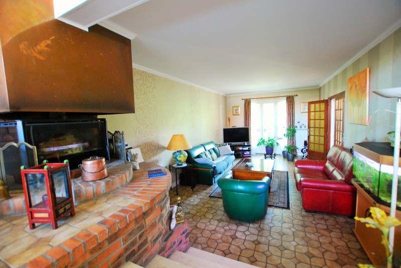 Vente maison / villa Bezons 448000€ - Photo 2