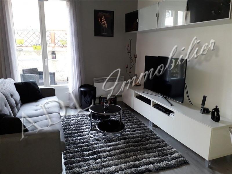 Sale apartment Coye la foret 186000€ - Picture 3