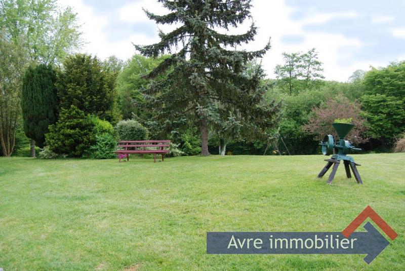 Vente maison / villa Verneuil d avre et d iton 294000€ - Photo 10