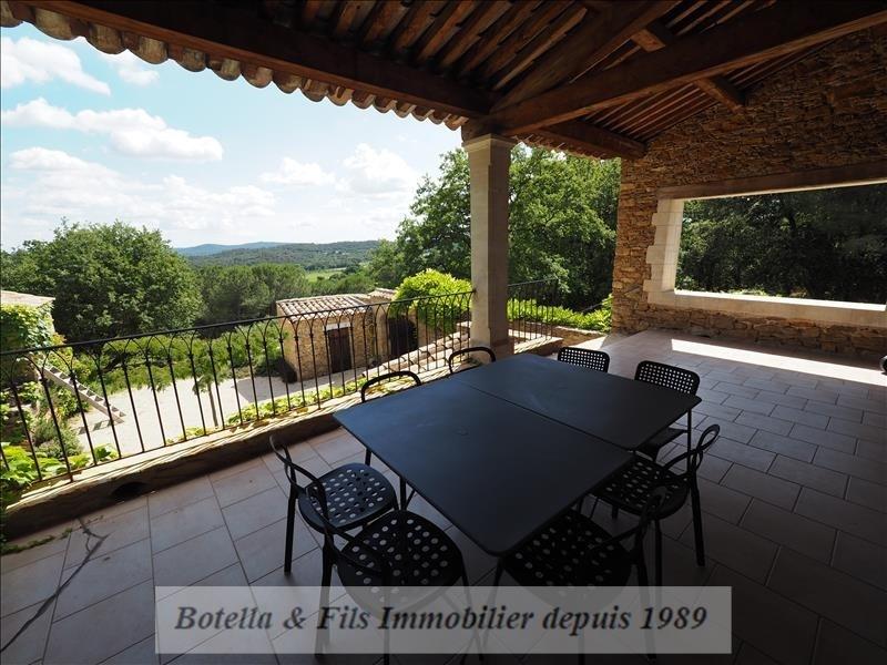 Verkoop van prestige  huis Uzes 778000€ - Foto 11