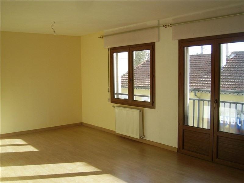 Rental apartment Nimes gare 500€ CC - Picture 1
