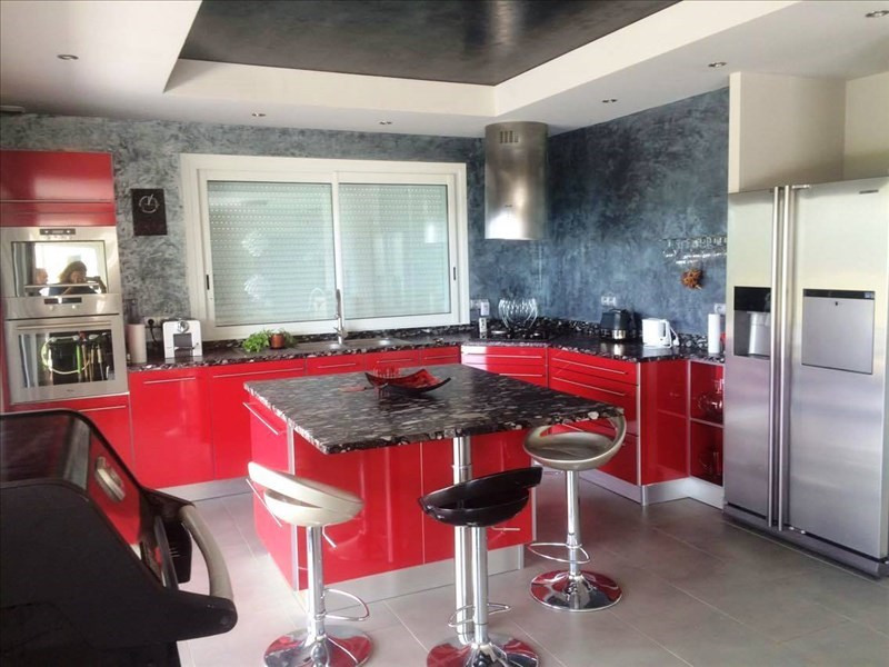 Vente maison / villa Charmes sur l herbasse 409000€ - Photo 5