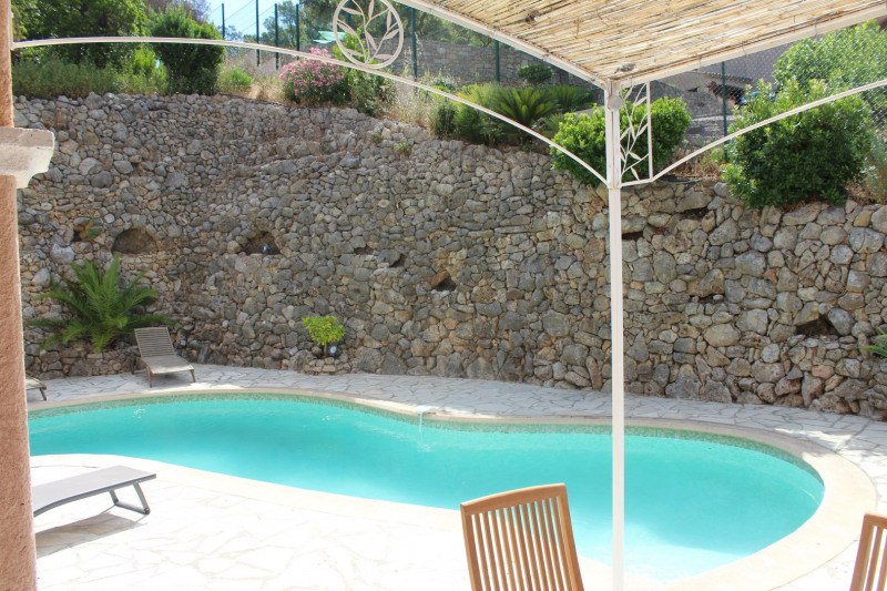 Vacation rental house / villa Les issambres 1 520€ - Picture 15