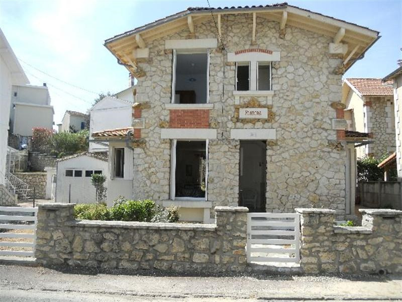 Vacation rental house / villa Royan 916€ - Picture 1