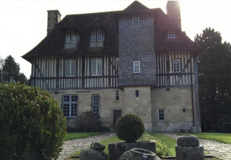 Vente maison / villa Canapville 732066€ - Photo 1