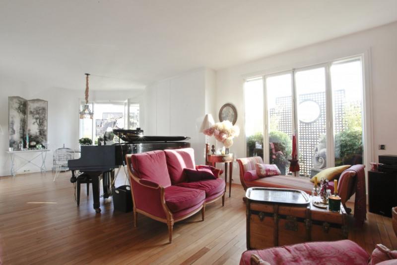 Deluxe sale apartment Paris 16ème 1470000€ - Picture 2