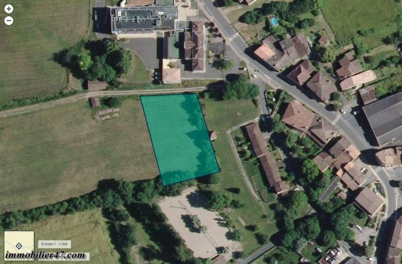 Verkoop  stukken grond Verteuil d'agenais 29900€ - Foto 3