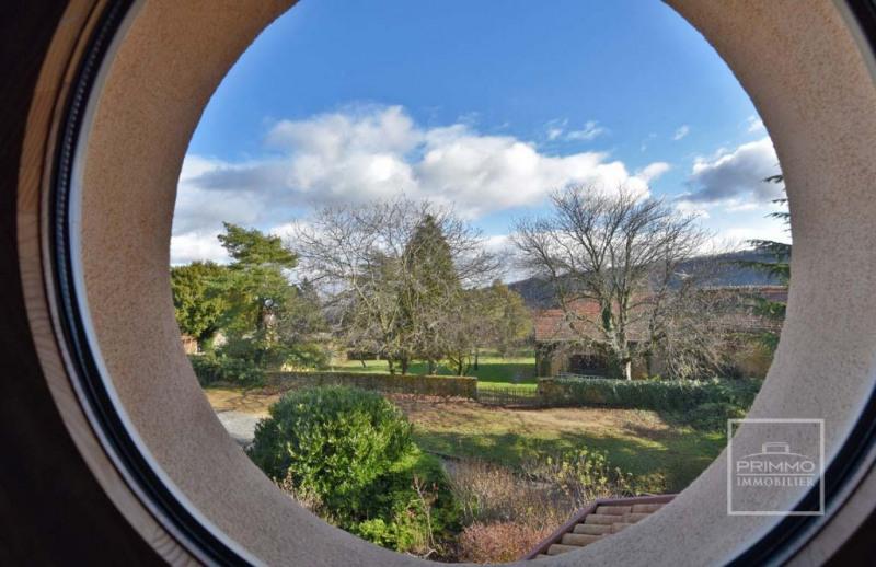 Vente de prestige maison / villa Poleymieux au mont d'or 1090000€ - Photo 10