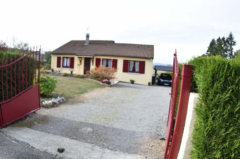 Sale house / villa St martin terressus 145000€ - Picture 2