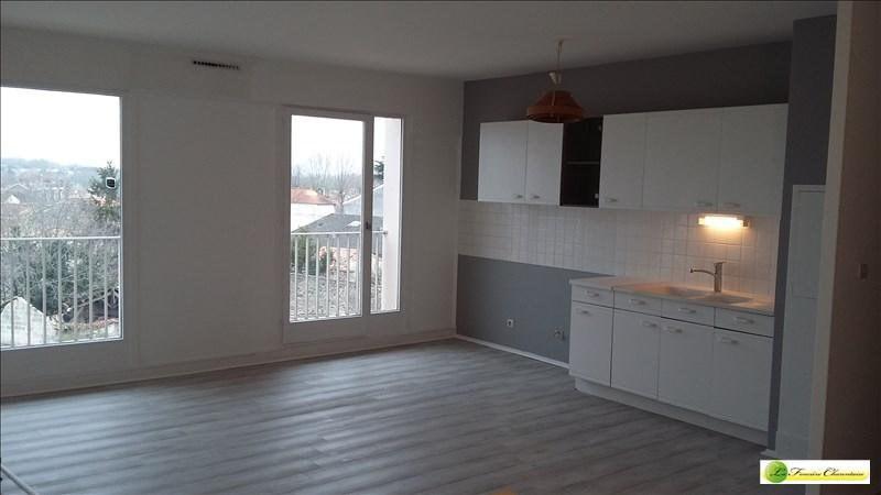 Rental apartment Angoulême 630€ CC - Picture 1