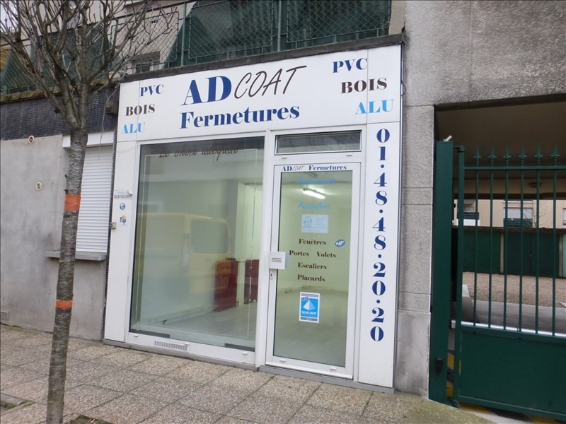 Vente local commercial Les pavillons sous bois 91 000€ - Photo 1