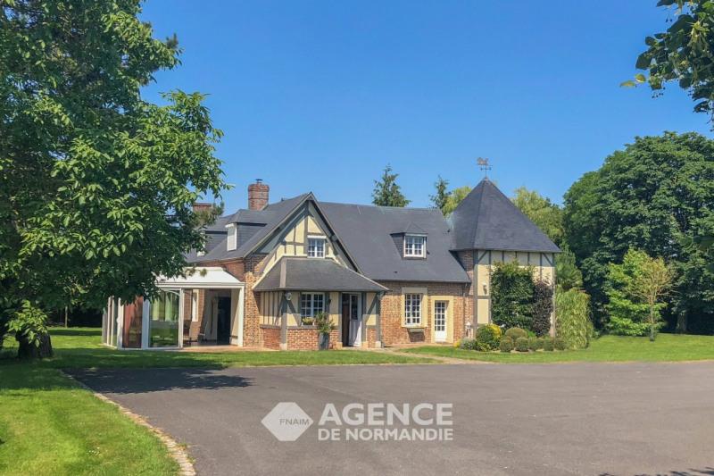 Deluxe sale house / villa Bernay 525000€ - Picture 1