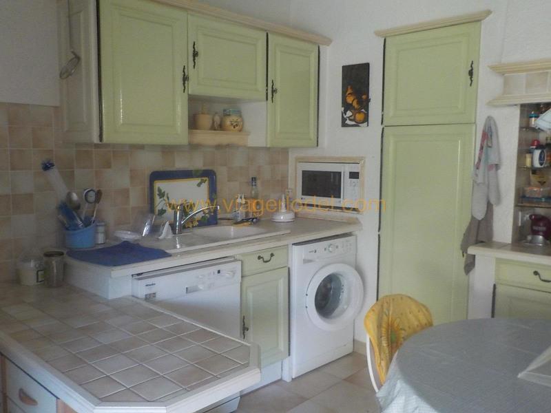 Lijfrente  huis Antibes 290000€ - Foto 10