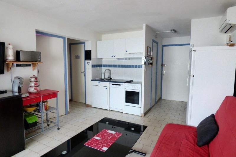 Sale apartment Valras plage 98 000€ - Picture 1