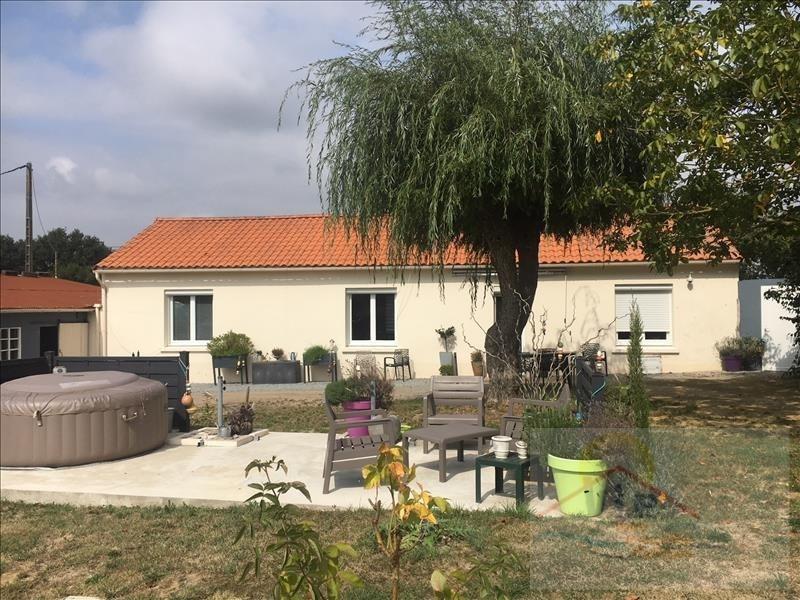 Vente maison / villa Le clion sur mer 298000€ - Photo 1