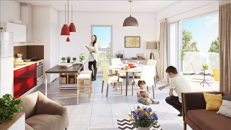 Vente appartement Parempuyre 222000€ - Photo 1