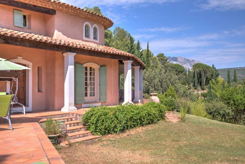 Immobile residenziali di prestigio casa Le tholonet 1050000€ - Fotografia 1