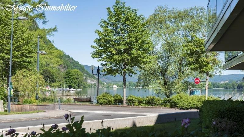 Rental apartment Nantua 579€ CC - Picture 1