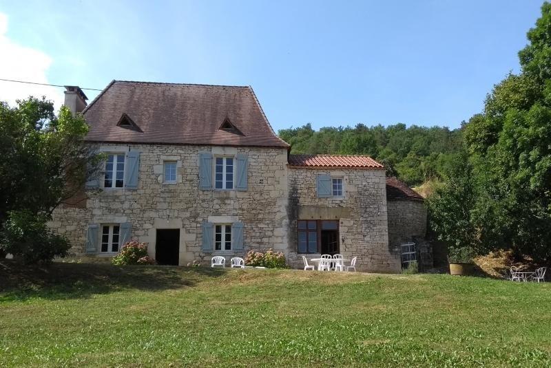 Vente maison / villa Allas les mines 325000€ - Photo 1
