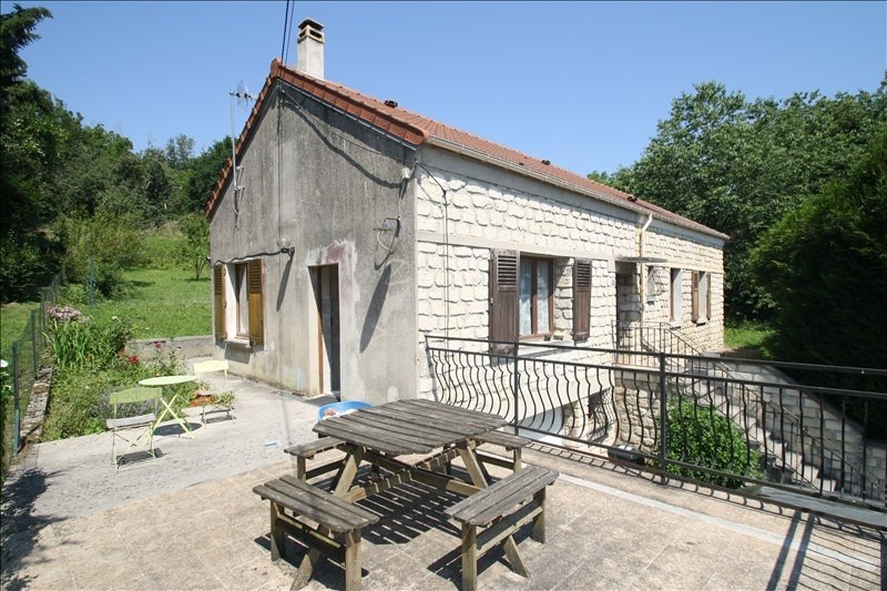 Vente maison / villa Nanteuil le haudouin 193000€ - Photo 1