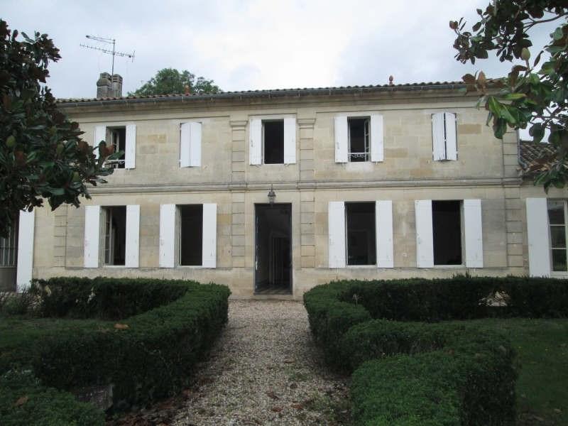 Vente maison / villa Libourne 389000€ - Photo 1