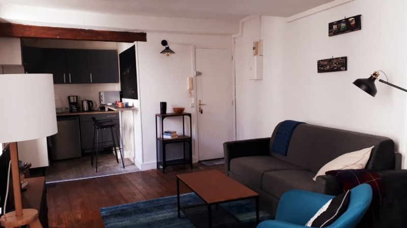 Rental apartment Pontoise 795€ CC - Picture 1