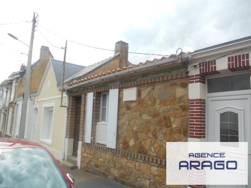 Sale house / villa Les sables d'olonne 265000€ - Picture 1