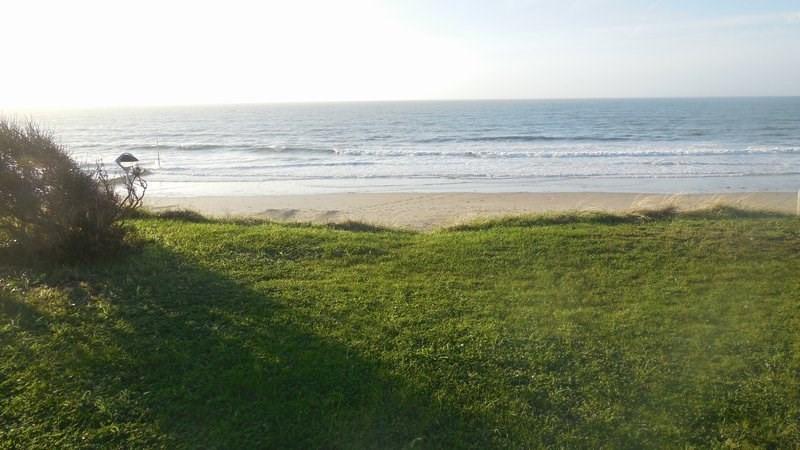 Front de mer avec accès privé direct sur la plage, agréable