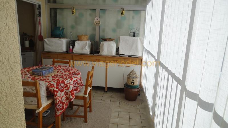 Lijfrente  appartement Le lavandou 30000€ - Foto 4