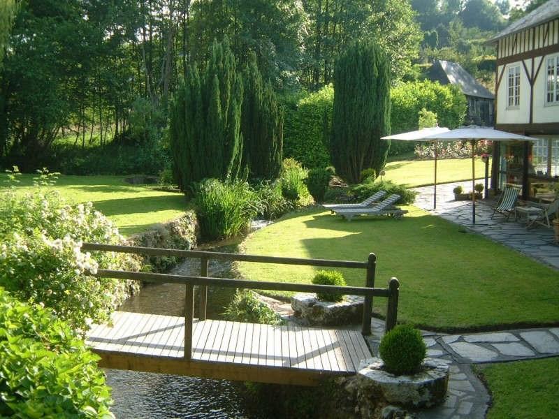 Deluxe sale house / villa Honfleur 1785000€ - Picture 5