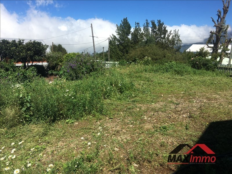 Vente terrain La plaine des cafres 95 000€ - Photo 1