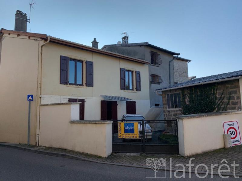 Vente maison / villa St alban de roche 175000€ - Photo 1