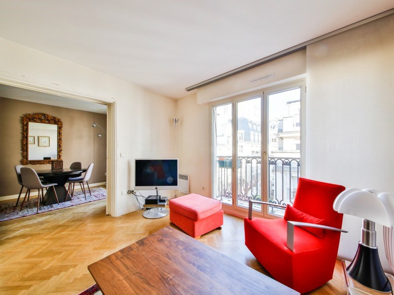Sale apartment Paris 17ème 838 350€ - Picture 2