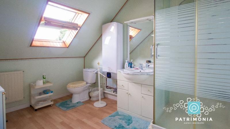 Vente maison / villa Guidel 374400€ - Photo 12