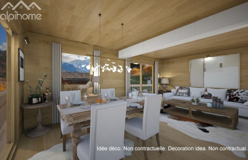 Deluxe sale house / villa Saint gervais les bains 590000€ - Picture 8