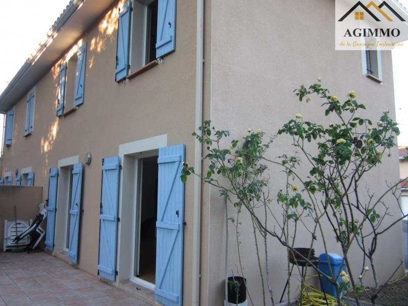 Sale house / villa L isle jourdain 175000€ - Picture 2