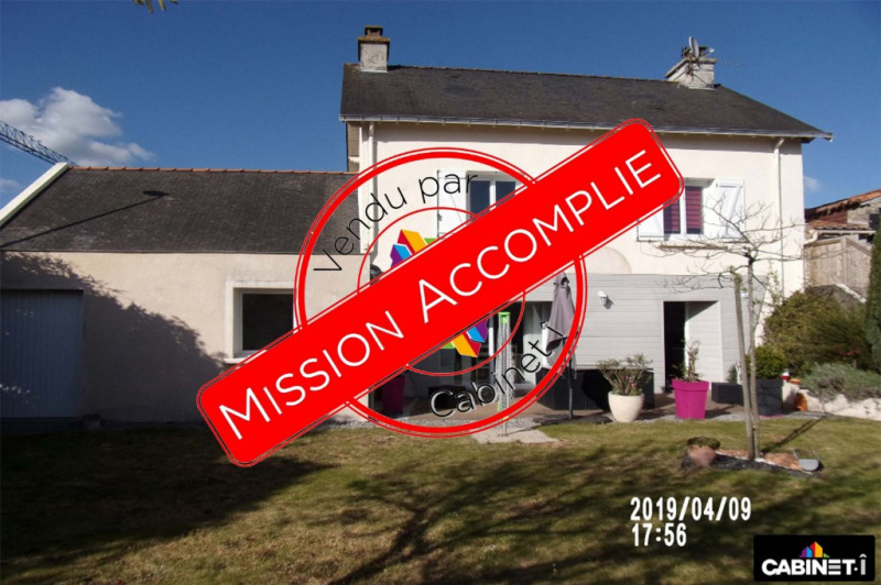 Sale house / villa Sautron 385800€ - Picture 1