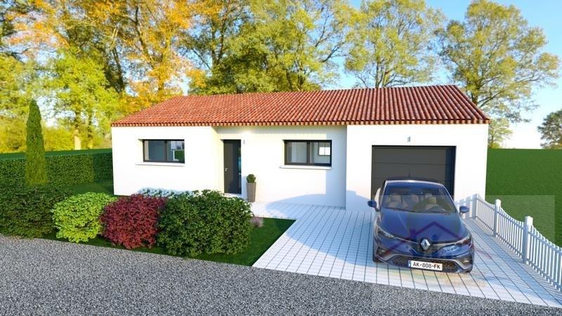 Sale house / villa Prefailles 299611€ - Picture 1