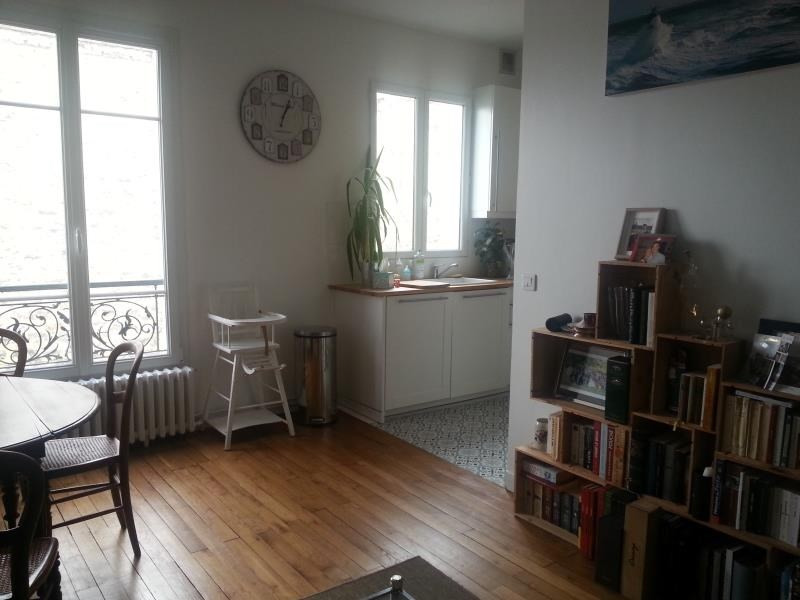 Sale apartment Asnieres sur seine 465000€ - Picture 1