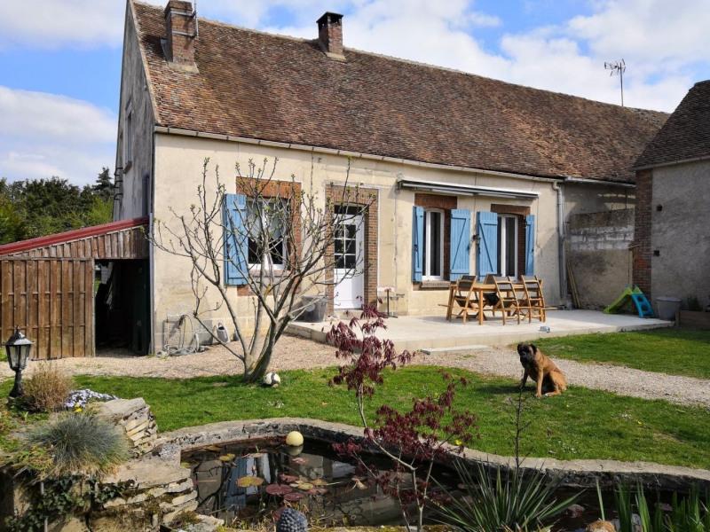 Sale house / villa Thorigny sur oreuse 163500€ - Picture 2