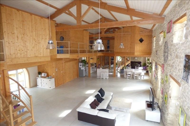 Deluxe sale house / villa Divajeu 625000€ - Picture 2