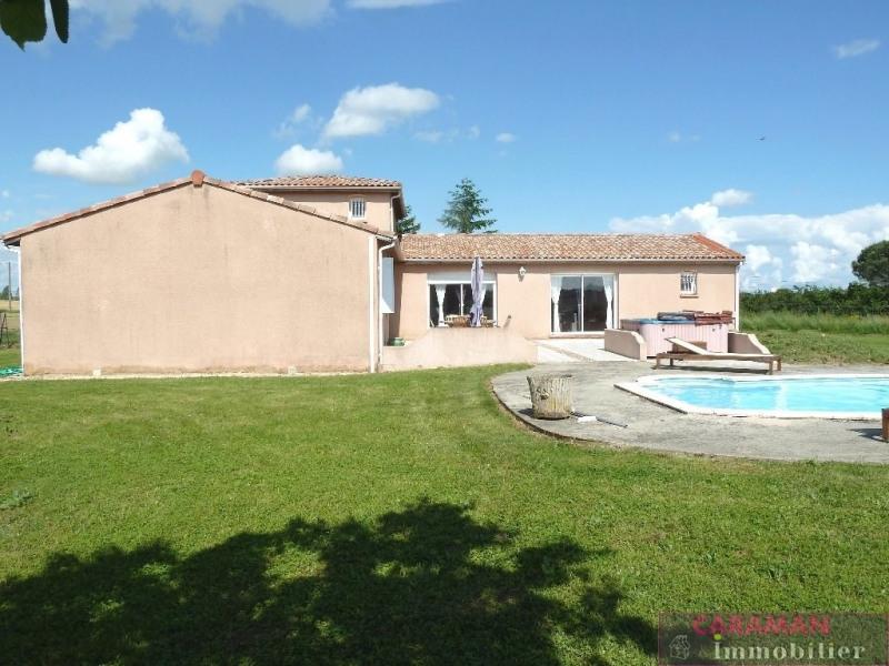 Sale house / villa Labastide beauvoir  10 minutes 382000€ - Picture 10